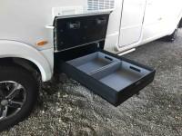 Box de chargement télescopique B-Classe Modern Comfort 600