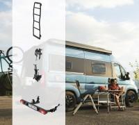 Kit complet de vélo Backrack+ Swing gauche