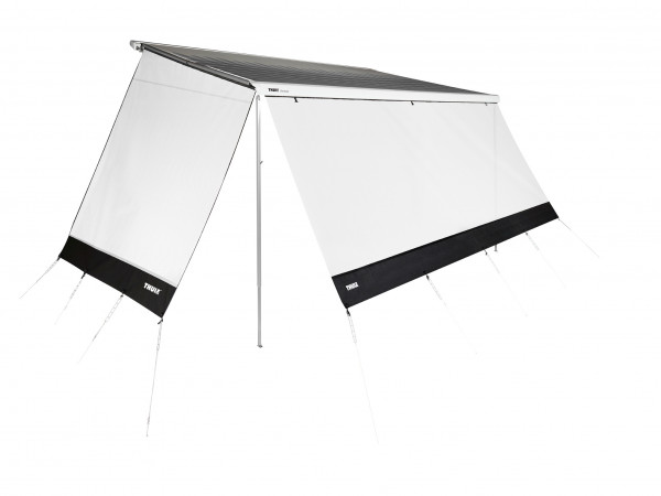 Sun blocker side wall for Touring awning