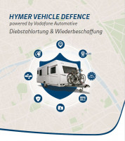 Diebstahlortung - Vehicle Defence powered by Vodafone Automotive