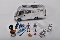 B-Class Modern Comfort 550 Camper Set Scale 1:24