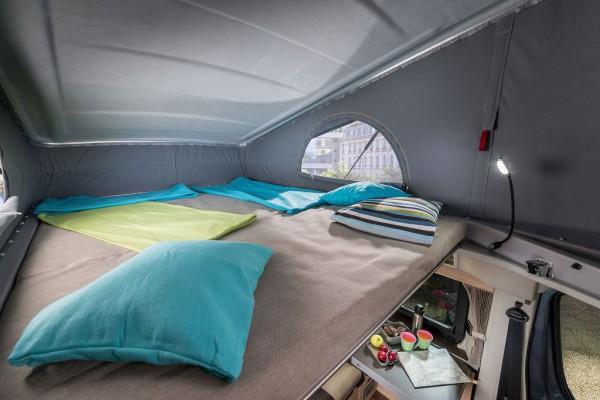Schlafdachheizung - Warmluftverlängerungsschlauch für die Beheizung des Schlafdachs