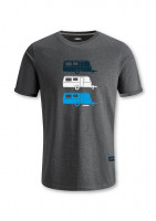 T-Shirt ERIBA TOURING Anthrazit