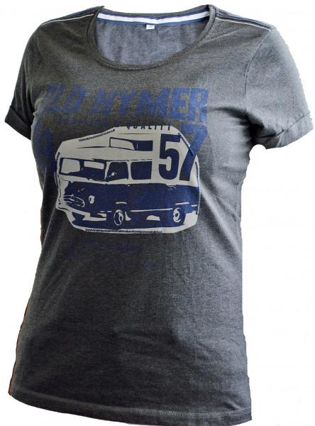 Damen T-Shirt Old HYMER