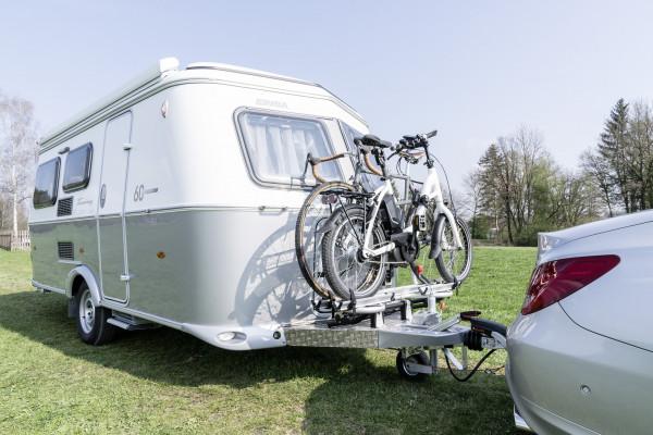 ERIBA Touring Deichselfahrradträger
