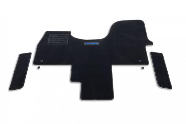 Driver´s cabin carpet ML-T, Van S