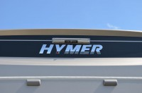 HYMER Rückfahrkamera in 3.Bremsleuchte integriert