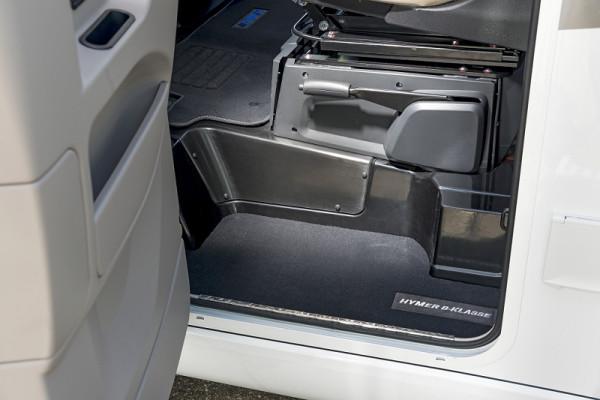 Fahrerhausteppichset B-Klasse Dynamic-Line