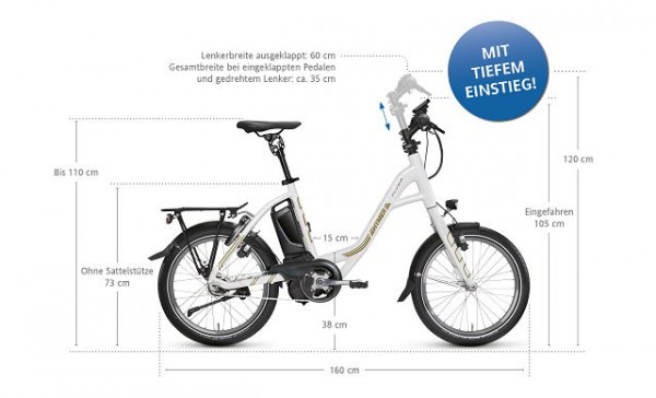 HYMER E-Bike by FLYER