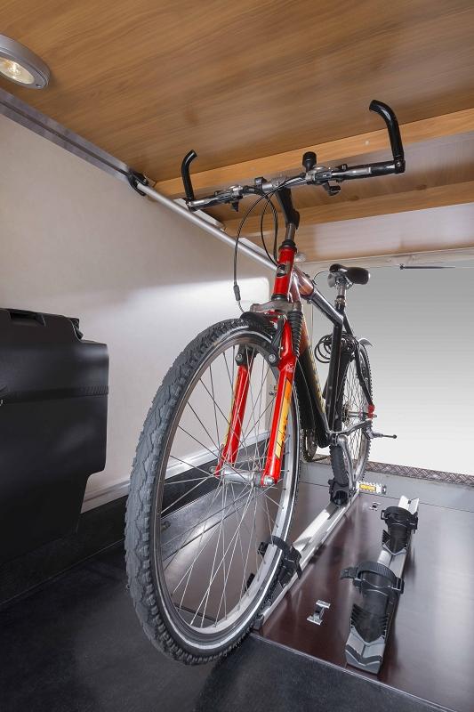 hymer fahrradschiene fahrradhalter tr gersysteme. Black Bedroom Furniture Sets. Home Design Ideas