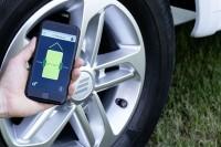 Offre spéciale E-Connect comprenant l'unité de base et les capteurs de pression des pneus