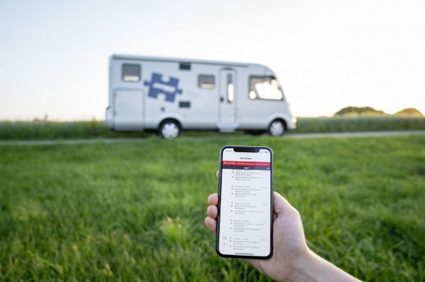 Diebstahlortung - Protect & Connect powered by Vodafone Automotive