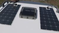 Kit de rétrofit du système solaire 2x90W pour BML + BMC MJ 2022