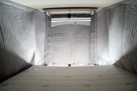 Offre hivernale paquet 1 ( Isolation du lit intégré Camper Van Sydney)