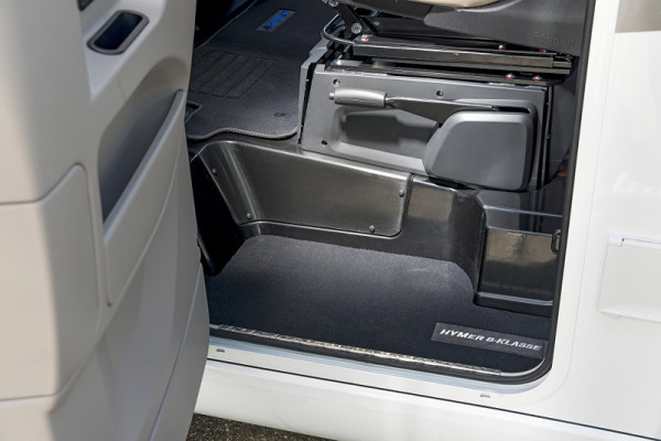 Tapis cabine de conduite pour ML-I