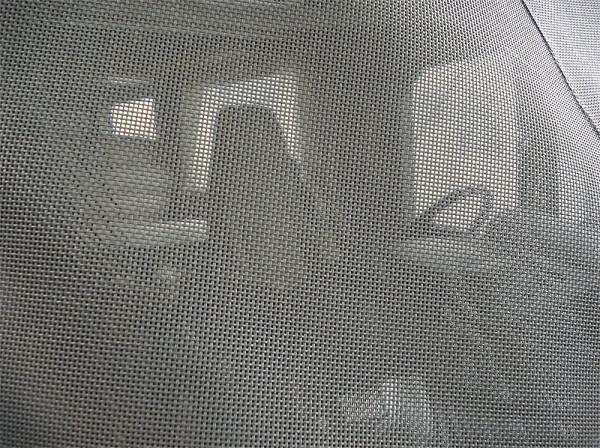 Sunscreen mat ML-T (without rail)